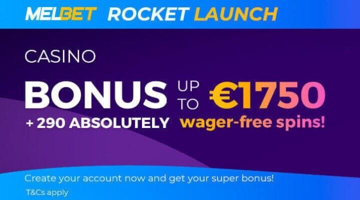 melbet casino online bonus