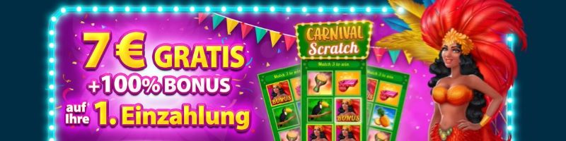 scratchmania casino bonus ohne einzahlung
