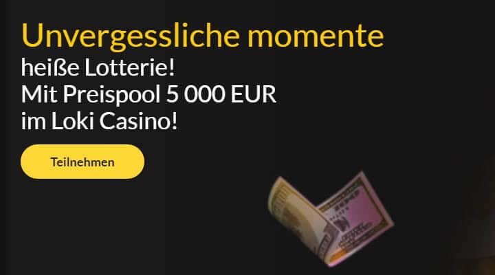 loki casino gratis bonus