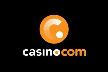 casino com logo