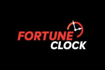 fortune clock logo
