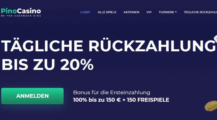 pinocasino bonus
